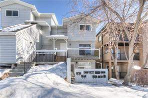 Attached Parkhill Calgary Real Estate