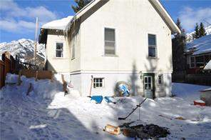 Detached None Banff Real Estate Listing