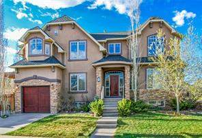 Detached West Springs Calgary real estate