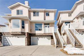Attached Country Hills Calgary real estate