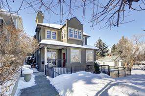 Parkhill Detached home in Calgary