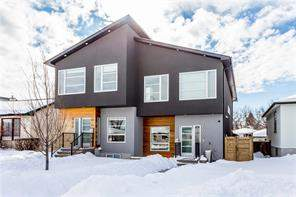 605 21 AV Ne, Calgary, Attached homes