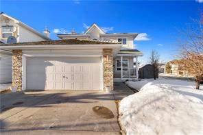 Detached Coral Springs Calgary real estate