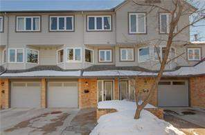 Coach Hill Attached home in Calgary