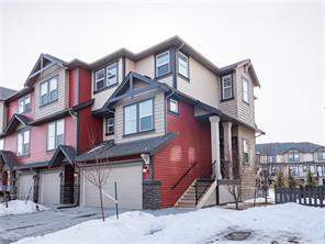 Attached Williamstown Airdrie Real Estate Listing