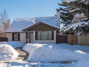 232 Cedarbrae CR Sw, Calgary, Detached homes