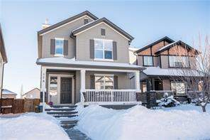 Morningside Detached home in Airdrie