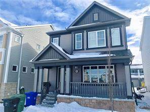Cityscape Calgary Detached homes