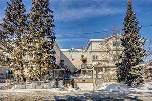 #106 622 56 AV Sw, Calgary, Windsor Park Apartment