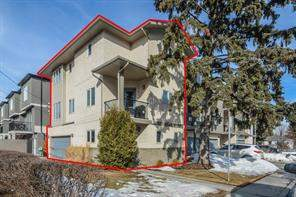 Attached Tuxedo Park Calgary real estate