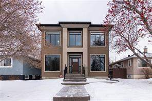 Detached Mount Pleasant Calgary Real Estate