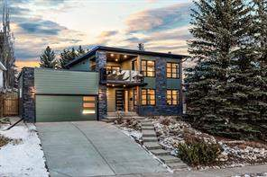 Silver Springs Calgary Detached homes Listing