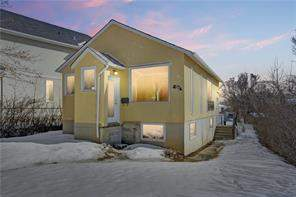 Detached Bridgeland/Riverside Calgary Real Estate Listing