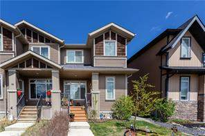 92 Fireside Wy, Cochrane, Attached homes