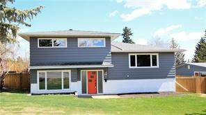 98 Snowdon CR Sw, Calgary, Detached homes