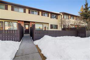 #62 175 Manora PL Ne, Calgary, Marlborough Park Attached