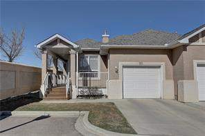 110 Evercreek Bluffs PL Sw, Calgary, Attached homes