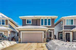 Sunset Ridge Detached home in Cochrane