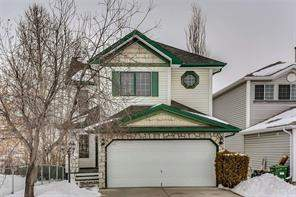 226 Hidden Spring Me Nw, Calgary, Detached homes