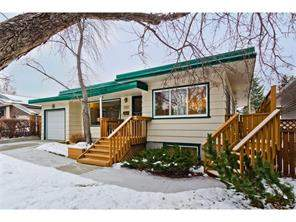 Banff Trail Detached home in Calgary Listing