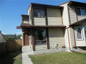 25 Castleridge DR Ne, Calgary, Attached homes