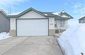 260 Highland Ci, Strathmore, Hillview Estates Detached Listing
