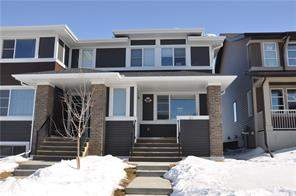 Attached Carrington Calgary Real Estate