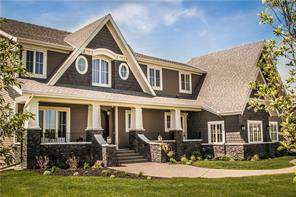 Springbank Rural Rocky View County Detached homes