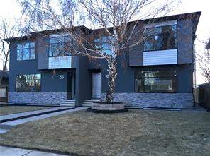 Rosscarrock Attached home in Calgary