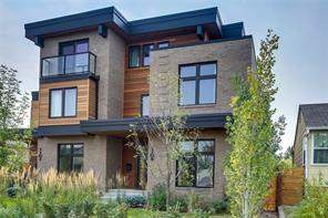 Attached Hillhurst Calgary Real Estate