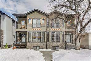 2612 3 AV Nw, Calgary, Attached homes