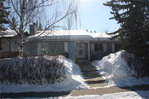 Detached Cedarbrae Calgary Real Estate