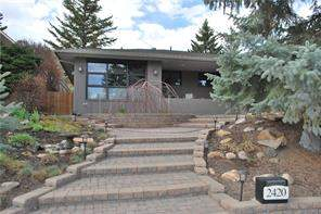 2420 Sandhurst AV Sw, Calgary, Scarboro/Sunalta West Detached