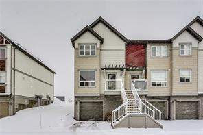 196 Copperstone Cv Se, Calgary, Attached homes