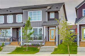 Attached Saddle Ridge Calgary real estate