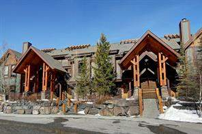 Three Sisters Canmore Attached homes