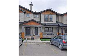 Panorama Hills Calgary Attached homes