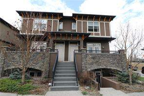 #1 1940 24a ST Sw, Calgary, Attached homes