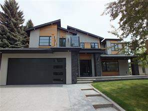 Varsity Calgary Detached homes