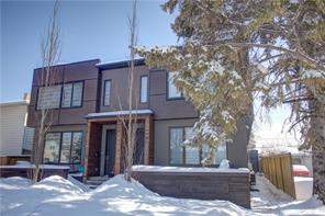 #2 2408 24a ST Sw, Calgary, Attached homes