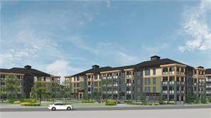 #209 300 Auburn Meadows Mr Se, Calgary, Auburn Bay Apartment