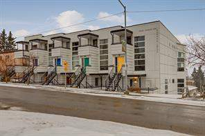 #118 1800 26 AV Sw, Calgary, Attached homes Listing