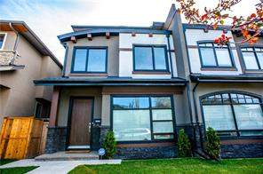 Attached West Hillhurst Calgary Real Estate