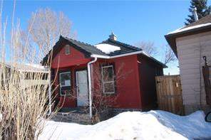 6226 18a ST Se, Calgary, Detached homes