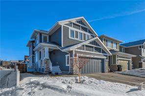 6 Redstone Mr Ne, Calgary, Detached homes