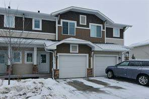 Attached Westmere Chestermere real estate