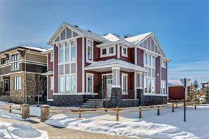 Harmony Rural Rocky View County Detached homes