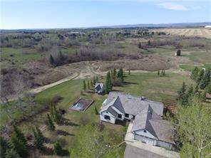 Detached Springbank Rural Rocky View County real estate