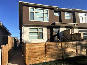#2 2406 29 ST Sw, Calgary, Attached homes
