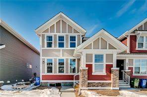 Attached Redstone Calgary real estate